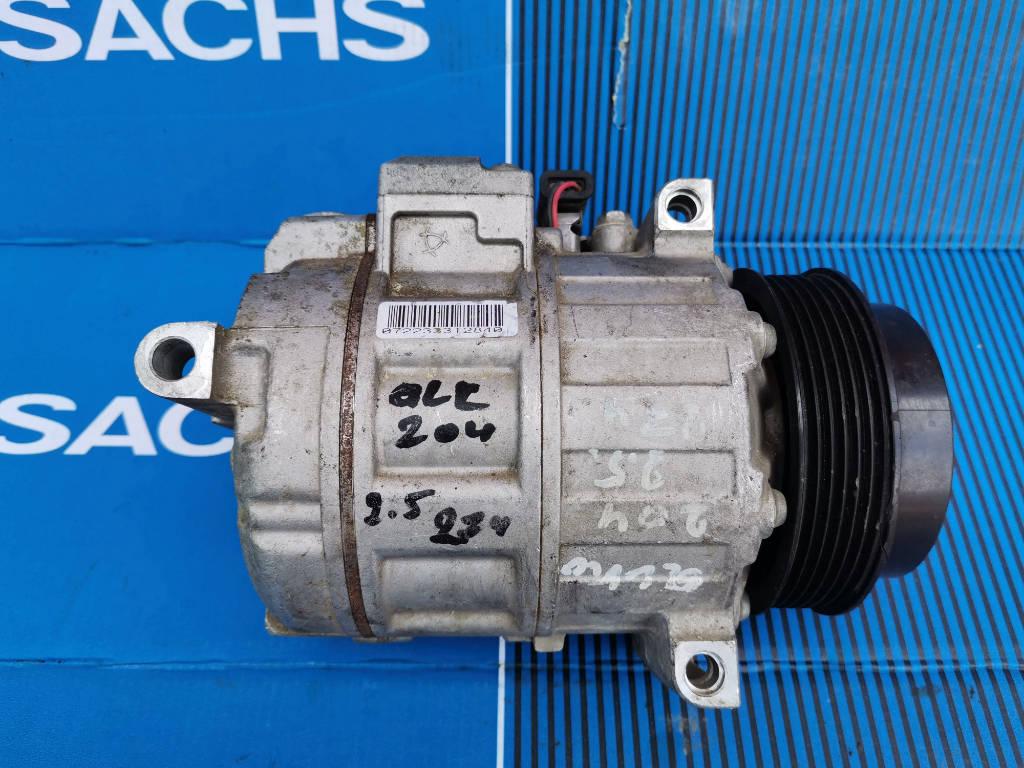 Компрессор кондиционера A0008302500 Mercedes-Benz GLK-Class 2013 X204 274.920 Москва фото 3