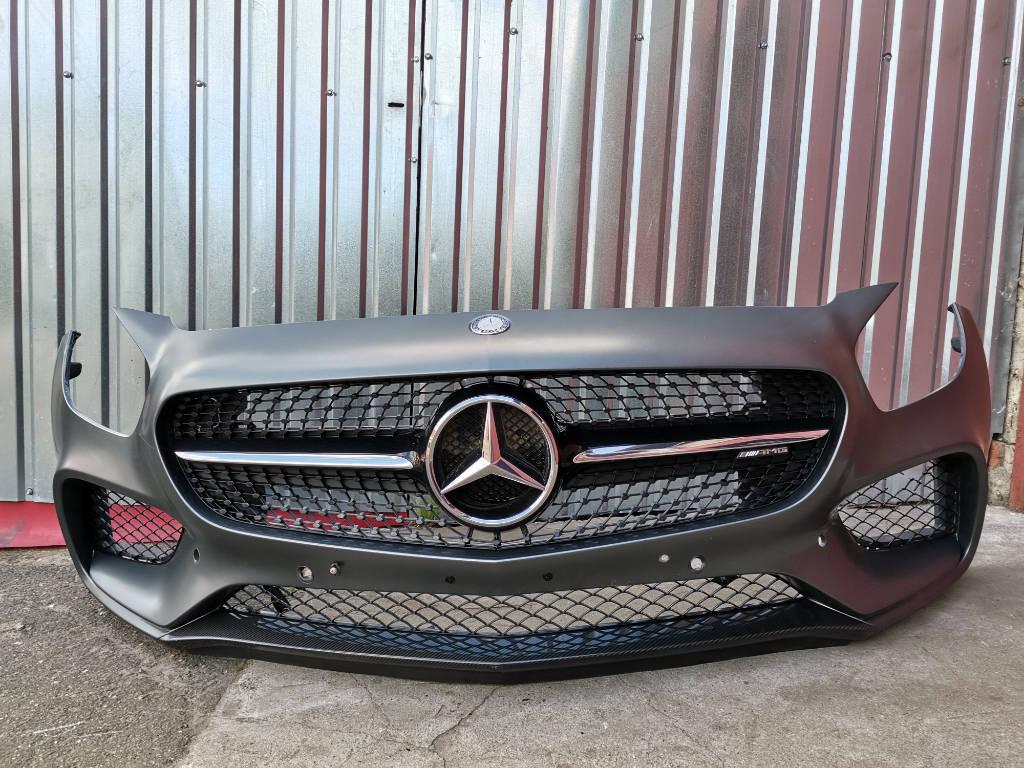 Бампер передний A1908850125 Mercedes-Benz AMG GT C190