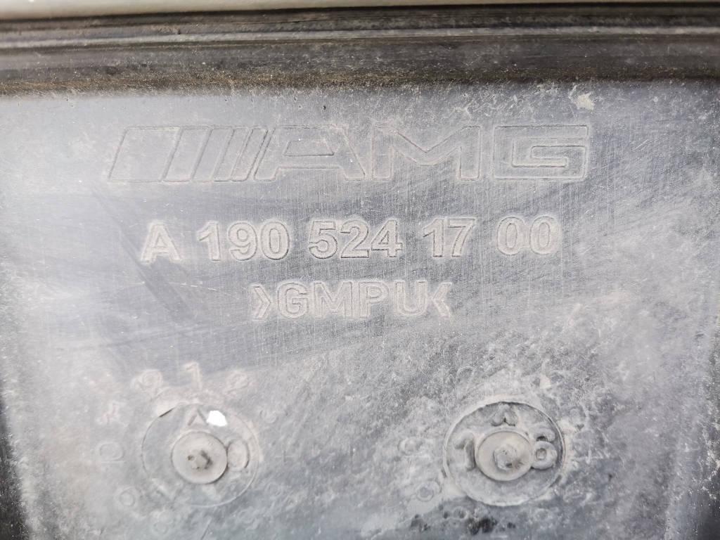 Защита двигателя A1905241700 Mercedes-Benz AMG GT C190 Москва фото 3