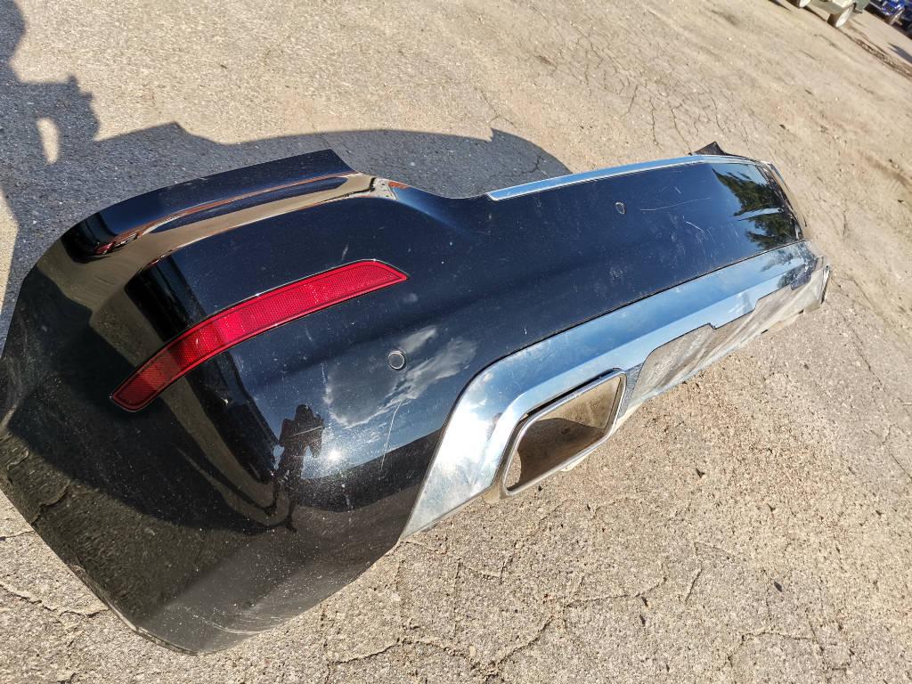 Бампер задний Mercedes-Benz GLK-Class 2014 X204 651.912 Москва фото 2