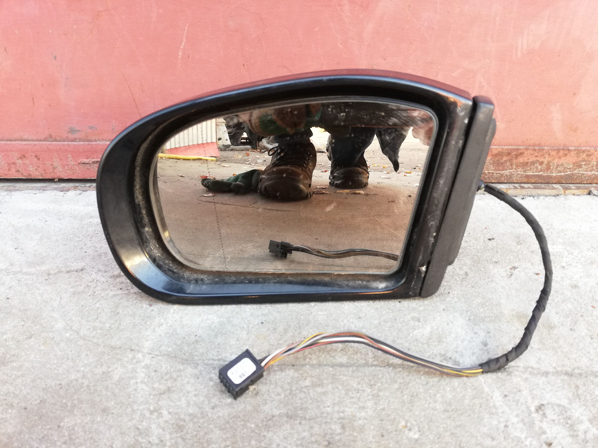 Зеркало заднего вида боковое слева Mercedes-Benz C-Class 2004 W203 271.940