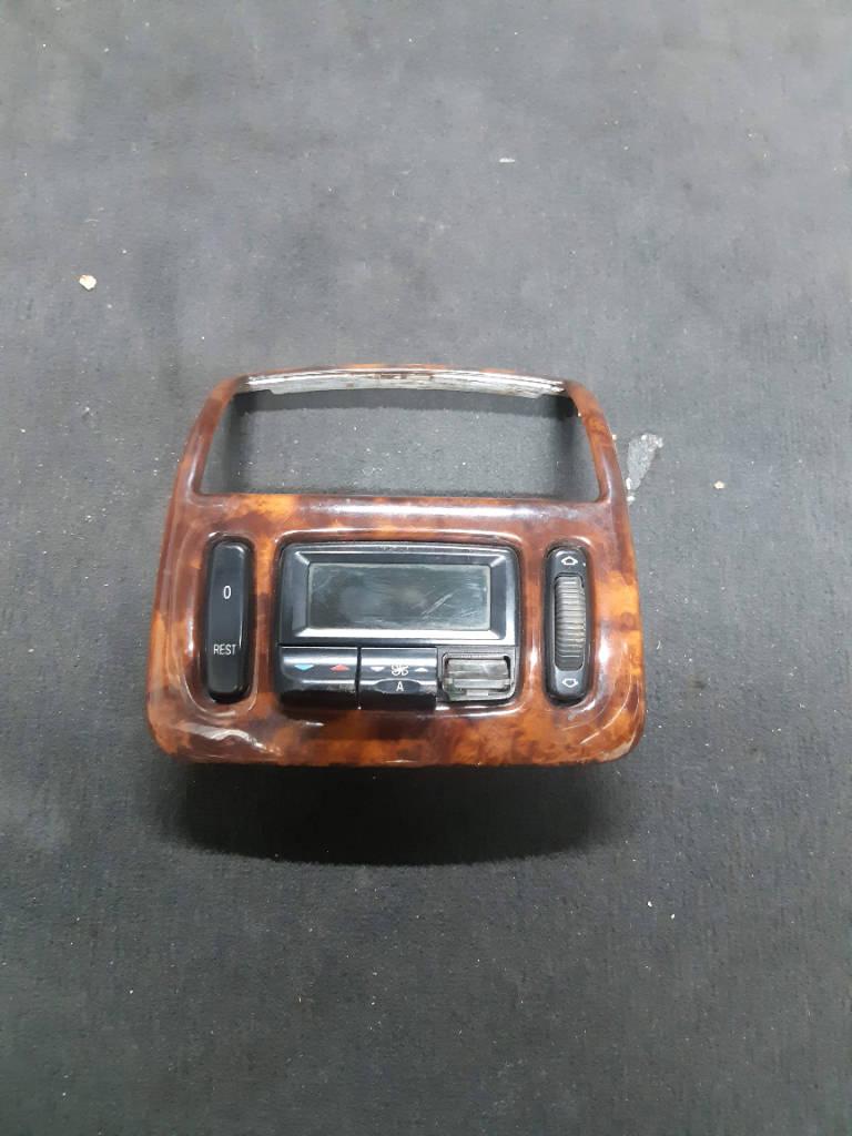 Блок управления климат-контролем Mercedes-Benz S-Class 2000 W220 M137 E58