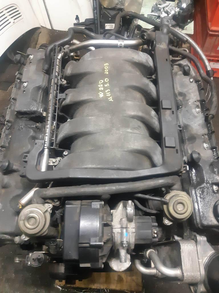 Двигатель M113 Mercedes-Benz S-Class 2003 W220 M 113 E50 Красноярск фото 2