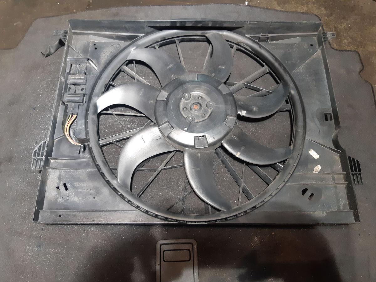 Вентилятор радиатора Mercedes-Benz E-Class  W211
