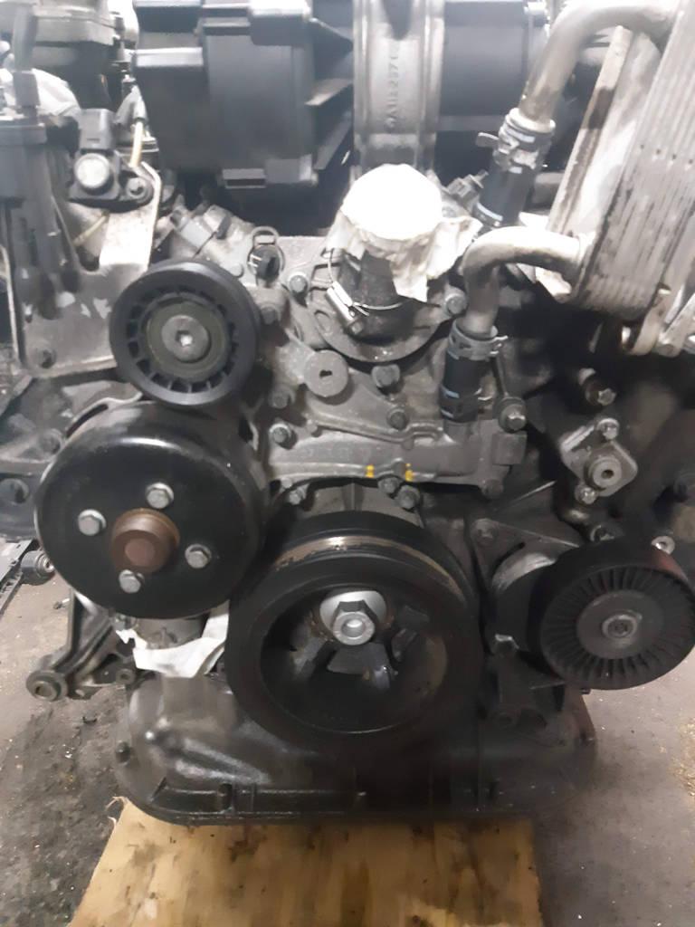 Двигатель M113 Mercedes-Benz S-Class 2003 W220 M 113 E50